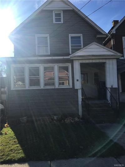 Lackawanna Single Family Home A-Active: 15 Crescent Pl