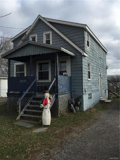 Single Family Home A-Active: 4525 Woodard Avenue