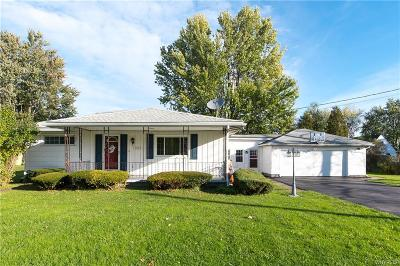 Orchard Park Single Family Home A-Active: 5248 Big Tree Road
