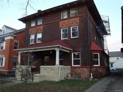 Buffalo Multi Family 5+ A-Active: 333 Elmwood Avenue