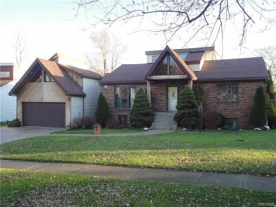 Single Family Home A-Active: 301 Lakewood Parkway