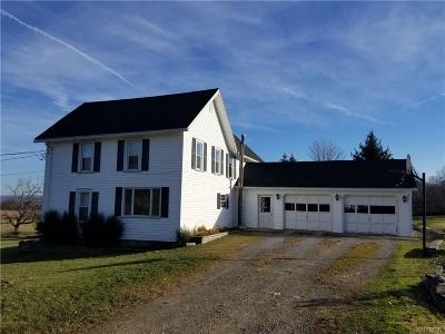 Single Family Home A-Active: 4472 Stoner Hill Road