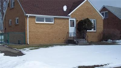 Lackawanna Single Family Home A-Active: 96 Shannon Drive
