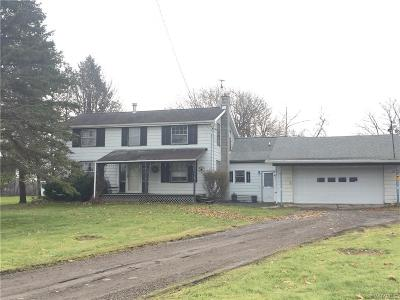 Darien Single Family Home A-Active: 662 Genesee Street