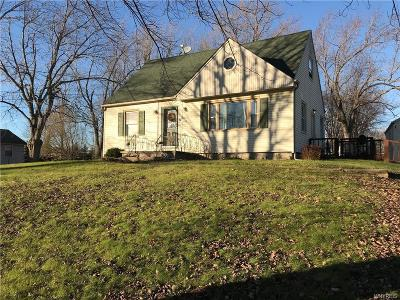 Hamburg Single Family Home A-Active: 4232 Meadowbrook Parkway