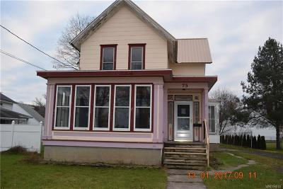 Single Family Home A-Active: 75 North Chapel Street