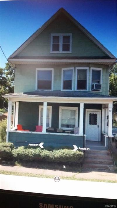 Lackawanna Multi Family 2-4 A-Active: 13 Arnold Place