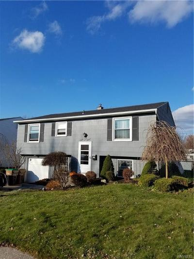 Cheektowaga Single Family Home A-Active: 104 West Cherbourg Drive