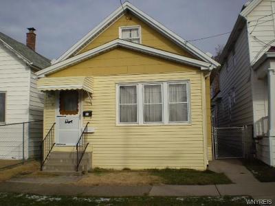 Buffalo Single Family Home A-Active: 386 Bristol Street
