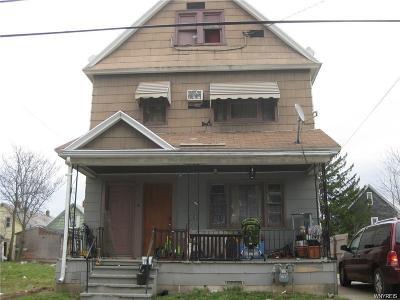 Buffalo Single Family Home A-Active: 67 Liddell Street