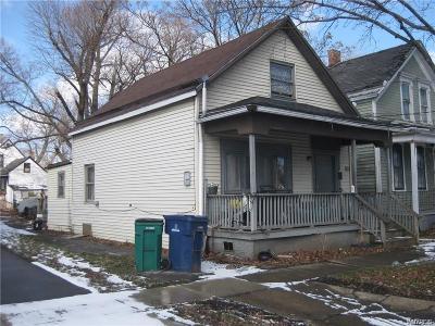 Buffalo Single Family Home A-Active: 56 Rose Street