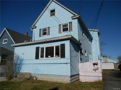 Lackawanna Multi Family 2-4 A-Active: 20 Arnold Place
