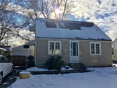 Cheektowaga Single Family Home A-Active: 43 Federal Avenue