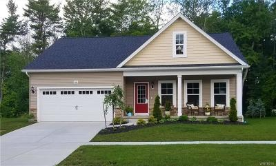 Hamburg Single Family Home U-Under Contract: 4996 Waterford Lane