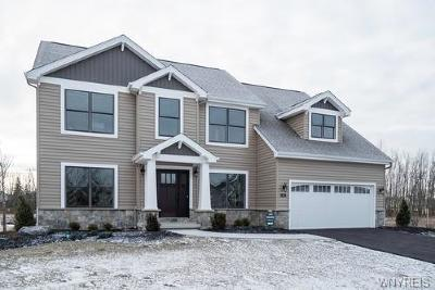 Erie County Single Family Home A-Active: 32 Hidden Meadow Crossing