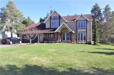 West Seneca Single Family Home A-Active: 227 Schultz Road