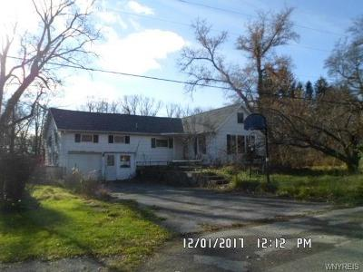 Ridgeway Single Family Home A-Active: 10260 Mill Road
