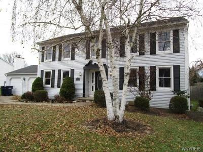 Hamburg Single Family Home A-Active: 4507 Copperfield Drive