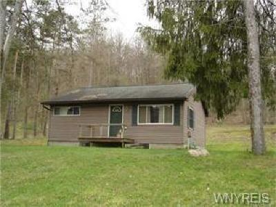 Portville Single Family Home A-Active: 2859 West Windfall Rd