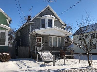 Buffalo Single Family Home A-Active: 311 Moselle Street