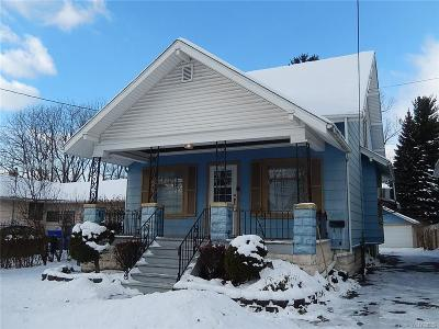 West Seneca Single Family Home A-Active: 64 Ludwig Avenue