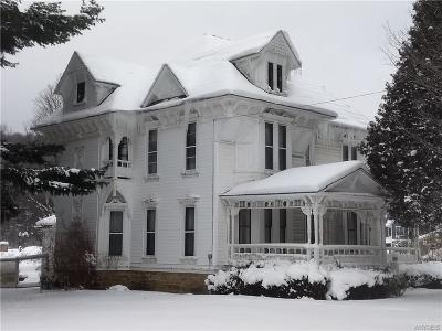 Ellicott Single Family Home A-Active: 6438 Nys Route 242 East