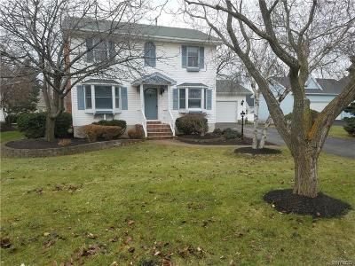 Canandaigua-City Single Family Home A-Active: 134 Kennedy Street