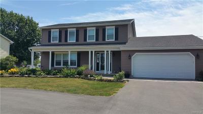 Niagara County Single Family Home A-Active: 6646 Heather Drive