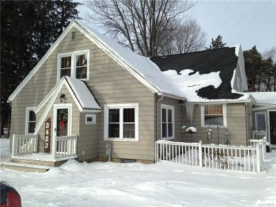 Batavia-Town NY Single Family Home A-Active: $219,900
