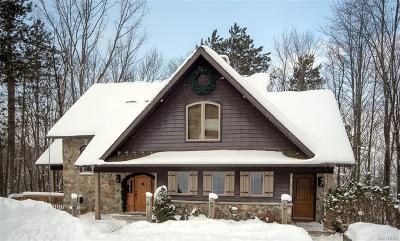 Ellicottville Single Family Home A-Active: 31 Greer Hill Drive