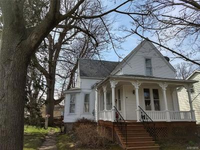 Single Family Home A-Active: 521 South Academy Street