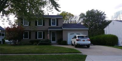 West Seneca Single Family Home A-Active: 95 Heather Hill Drive