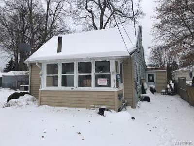 Niagara Falls Single Family Home A-Active: 312 74th Street