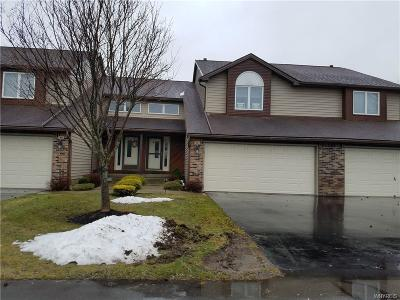 Lancaster Condo/Townhouse A-Active: 52 Eastwood Parkway