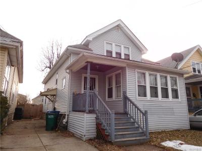 Buffalo Single Family Home A-Active: 571 Lisbon Avenue