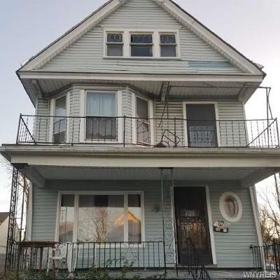 Buffalo Multi Family 2-4 A-Active: 653 East East Utica Avenue