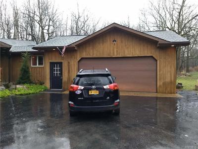 Clarence Single Family Home A-Active: 10475 Tillman Road