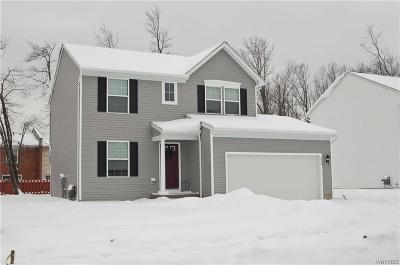 Erie County Single Family Home A-Active: 4559 Logans Lane