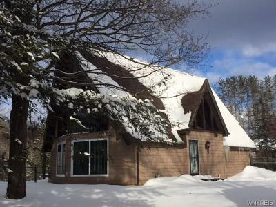 North Collins Single Family Home A-Active: 4405 Belcher Road