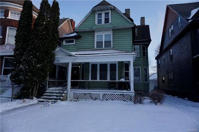 Erie County Multi Family 5+ A-Active: 301 Jersey Street