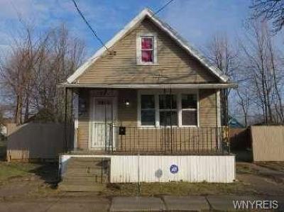 Buffalo Single Family Home A-Active: 189 Shumway Street