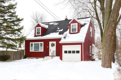 Amherst Single Family Home A-Active: 186 North Ellicott Street