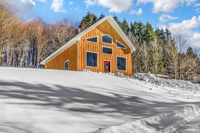 Ellicottville Single Family Home U-Under Contract: 6944 Poverty Hill Road