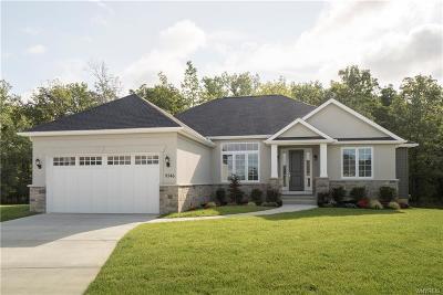 Clarence Single Family Home A-Active: 9746 Garden Walk