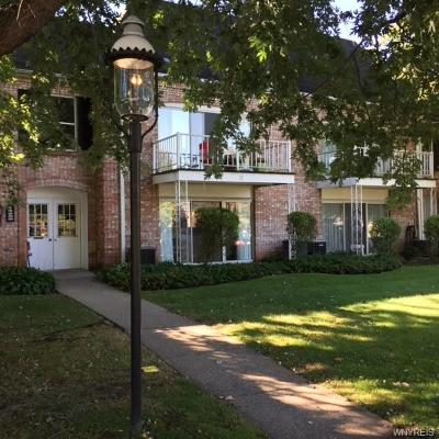 Amherst Condo/Townhouse A-Active: 4547 Chestnut Ridge Road #119B
