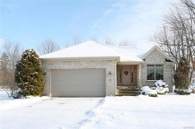 Amherst Single Family Home A-Active: 2271 Hopkins Road