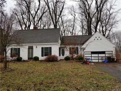 Erie County Single Family Home A-Active: 4200 Ransom Road
