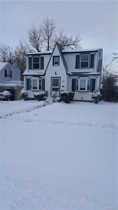 Erie County Single Family Home A-Active: 252 Oehman Boulevard