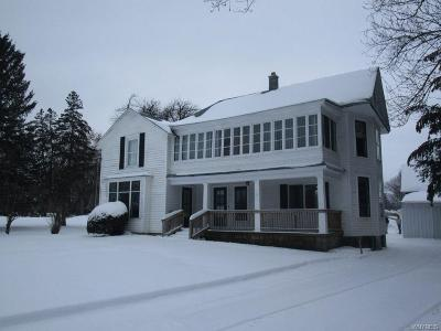 Erie County Single Family Home A-Active: 9152 North Street