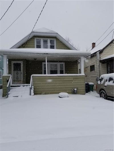 Buffalo Single Family Home A-Active: 365 Hewitt Avenue